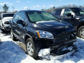 Salvage Chevrolet Trax