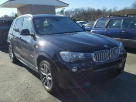 Salvage BMW X3