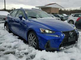 Salvage Lexus IS350